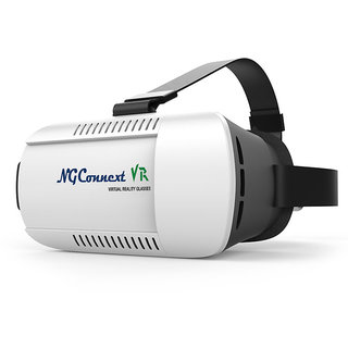 a28f59e36ef Buy NGConnext VR-45 Virtual Reality 3D BOX Gaming Glasses Headset for  Smarphones upto 6 - Inspired by Google Cardboard Online - Get 38% Off