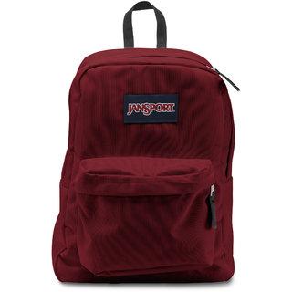JanSport Superbreak Backpack (Viking Red)