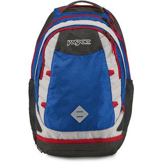 fa2967bd3ed5 Buy JanSport Boost Laptop Backpack (Blue Streak High Risk Red ...