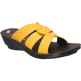 Action-Florina WomenS Yellow Flats