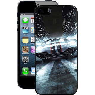 Instyler Digital Printed Back Cover For Apple I Phone 5C IP5CDS-10338