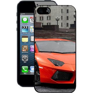 Instyler Digital Printed Back Cover For Apple I Phone 5S IP5SDS-10327