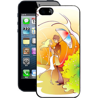 Instyler Digital Printed Back Cover For Apple I Phone 5S IP5SDS-10360