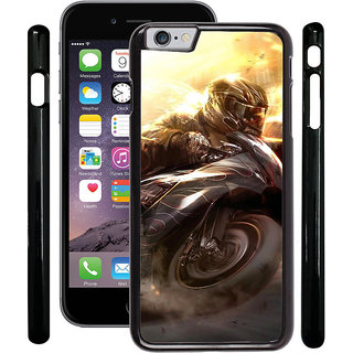 Instyler Digital Printed Back Cover For Apple I Phone 6 IP6DS-10336