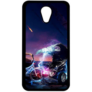 Instyler Digital Printed Back Cover For Meizu M2 Note MEIZUM2NDS-10332