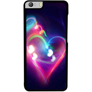 Instyler Digital Printed Back Cover For Micromax Canvas Knight 2 E 471 MMXE471DS-10418