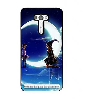 Instyler Digital Printed Back Cover For Asus Zen Fone Selfie ASUSSELFIEDS-10350
