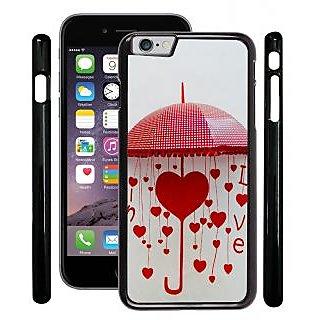 Instyler Digital Printed Back Cover For Apple I Phone 6S  IP6SDS-10424