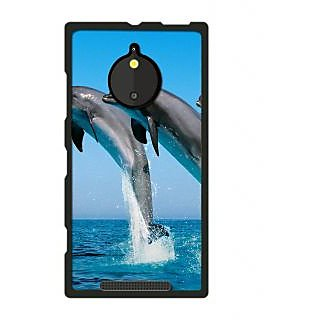 Instyler Digital Printed Back Cover For Nokia Lumia 830 NKLM830DS-10314
