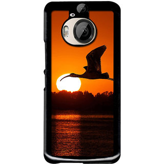instyler Digital Printed Back Cover For Htc M9 Plus HTCM9PDS-10315