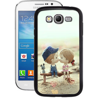 Instyler Digital Printed Back Cover For Samsung Galaxy A3 SGA3DS-10374