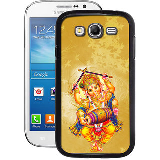 Instyler Digital Printed Back Cover For Samsung Galaxy A3 SGA3DS-10403