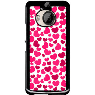 instyler Digital Printed Back Cover For Htc M9 Plus HTCM9PDS-10416