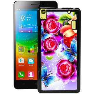 instyler Digital Printed Back Cover For Lenovo A7000 LENA7000DS-10377