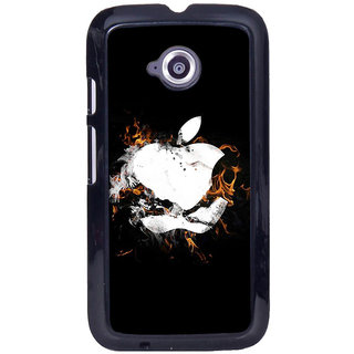 instyler Digital Printed Back Cover For Moto E MOTOEDS-10311