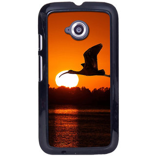 instyler Digital Printed Back Cover For Moto E MOTOEDS-10315
