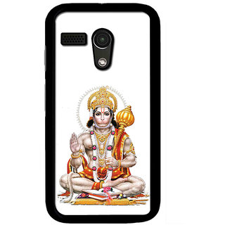 instyler Digital Printed Back Cover For Moto G MOTOGDS-10400