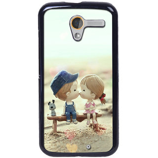 instyler Digital Printed Back Cover For Moto X MOTOXDS-10374