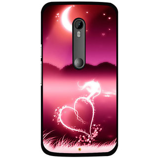 instyler Digital Printed Back Cover For Moto X Style MOTOXSTYLEDS-10407