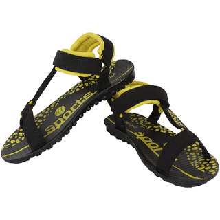Bersache Black- 856 Men/Boys Sandals  Floaters