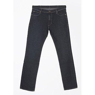 Slim Fit Men Jeans Color in Black Fit Slim Fit Fabric Cotton Blend