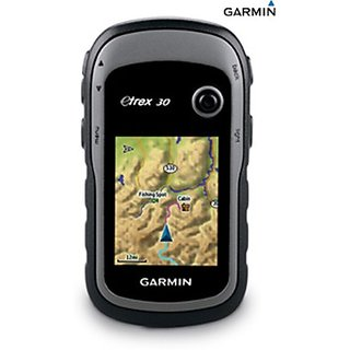 SOFTTECHSYSTEMS Garmin E Trex30 Handheld GPS Device