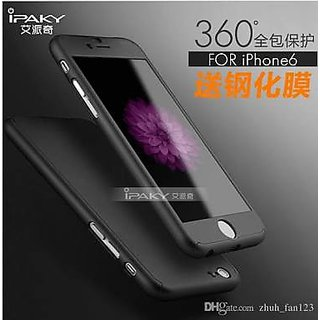 I paky for i phone 6 and 6s front cover / back cover / tempered glass 360 protection