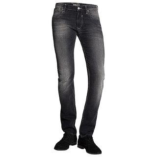 Mens Formal Jeans Black