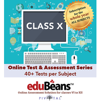 Beans X Online Tests Preparation For Class 10 With Term Test And Unit Test