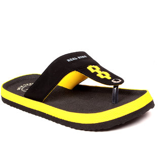 cheap low cost Foot Clone Trendy Blue & Yellow Flip Flop outlet shopping online low price genuine cheap price clearance online ebay ivPBGS