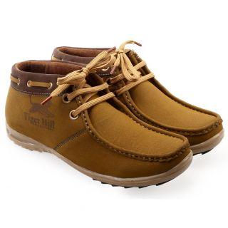 CATBIRD Men Beige Boots 0511