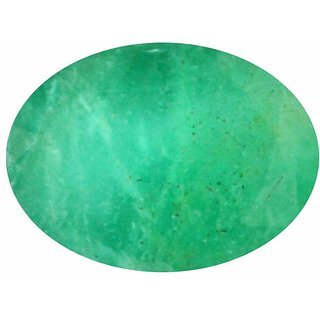 S KUMAR GEMS  JEWELS Certified Natural Emerald 5.25 Ratti