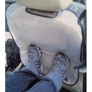 Pair of Back Seat Cover Protectors PVC-Car Seats 100 Clean Car Hygiene