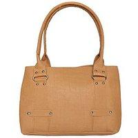 Dark Tan (HDGN) Trendy And Stylish Hand Bag
