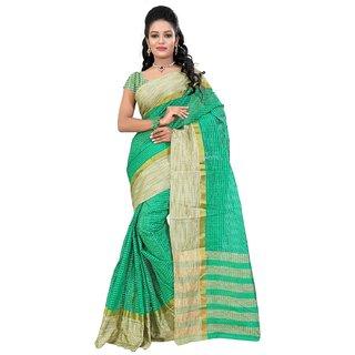 Fashionomas Self Design Fashion Cotton Sari