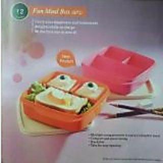 tupperware funmeal lunch box set of 1