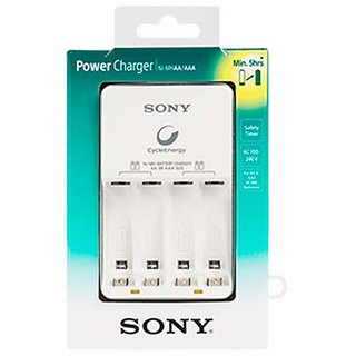 Sony BCG-34HHN Power Battery Charger for AA/AAA