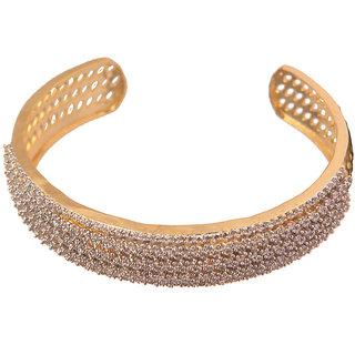 Fabulous Delicaet Bracelet Studded Cz Stone(D3121)