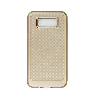 SAMVINARC Back Cover for Samsung Galaxy J5 (Golden)