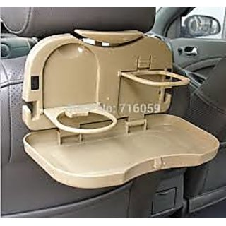 Multipurpose Car Back Seat Dining Tray