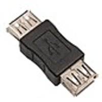 Durable Standard USB 2.0 Type A Female to Female Extension Coupler Durable Adapter Converter (SizeOne Size)