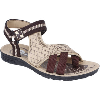 Bersache Brown-910 Men/Boys Sandals  Floaters