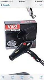 V and G Hair Dryer 3100