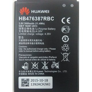 HB476387RBC Replacement Battery for Huawei honor 3X G750 B199 cellphone 3000mah