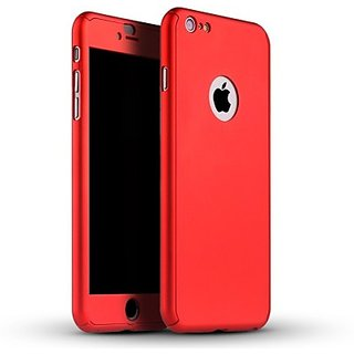best website 4e5f6 2761f Red colour full body protection for iphone 5/5s