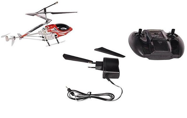 Remote Control Helicopter / Swift S2B Model / Fly Helicopter Toy + Charger