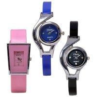 Watch Analog Casual Wear Watch - Combo