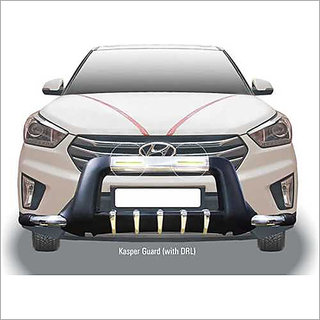 KASPER GUARD WITH D R L FOR ALL 7 SEATERS CAR