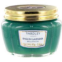 Yardley English Lavender Brilliantine Hair Pomade 80g yardley lavender