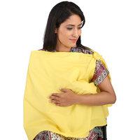 Vixenwrap Yellow Cotton Feeding Wrap